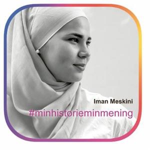 #minhistorieminmening (ebok) av Iman Meskini