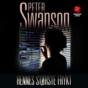 Hennes største frykt (lydbok) av Peter Swanso