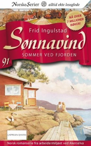 Sommer ved fjorden (ebok) av Frid Ingulstad