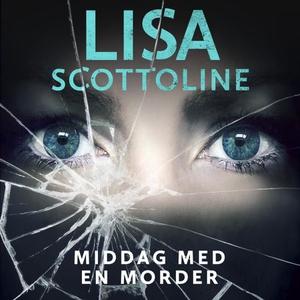 Middag med en morder (lydbok) av Lisa Scottol