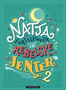 Nattafortellinger for rebelske jenter 2 (ebok