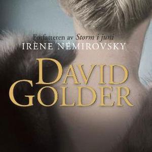 David Golder (lydbok) av Irène Némirovsky