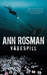 Vågespill (ebok) av Ann Rosman