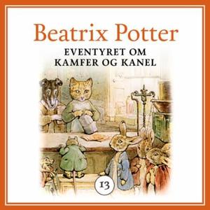 Eventyret om Kamfer og Kanel (lydbok) av Beat