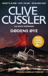 Dødens øye (ebok) av Clive Cussler, Boyd Morr