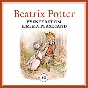 Eventyret om Jemima Plaskeand (lydbok) av Bea