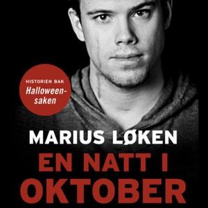 En natt i oktober (lydbok) av Marius Løken, M