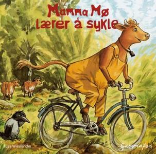 Mamma Mø lærer å sykle (lydbok) av Jujja Wies