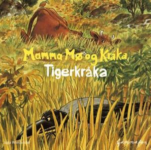 Tigerkråka (lydbok) av Jujja Wieslander, Toma