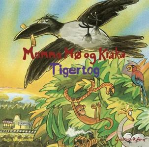 Tigertog (lydbok) av Jujja Wieslander, Tomas