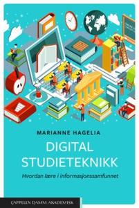 Digital studieteknikk (ebok) av Marianne Hage