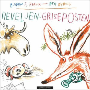 Reveljen-Griseposten (lydbok) av Bjørn F. Rør