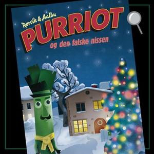 Purriot og den falske nissen (lydbok) av Bjør