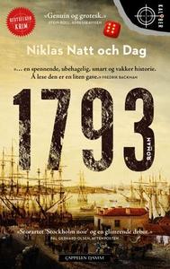 1793 (ebok) av Niklas Natt och Dag