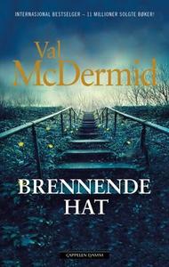 Brennende hat (ebok) av Val McDermid