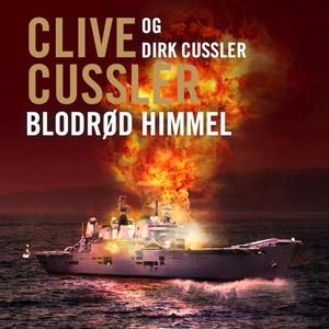 Blodrød himmel (lydbok) av Clive Cussler, Dir