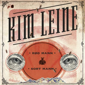 Rød mann/sort mann (lydbok) av Kim Leine