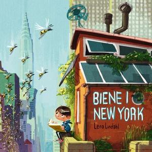 Biene i New York (lydbok) av Lena Lindahl