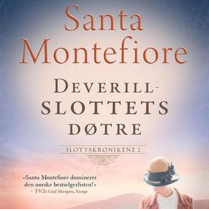 Deverillslottets døtre (lydbok) av Santa Mont