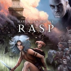 Rasp (lydbok) av Mari Moen Holsve