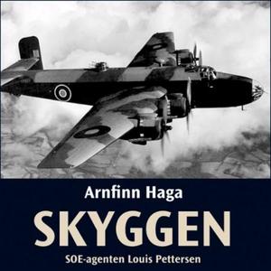 Skyggen (lydbok) av Arnfinn Haga