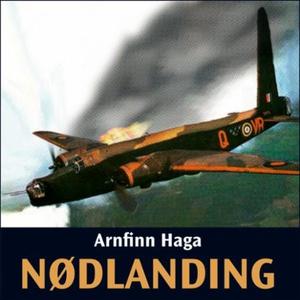 Nødlanding (lydbok) av Arnfinn Haga