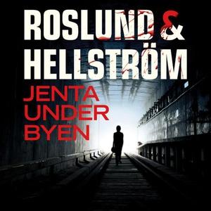 Jenta under byen (lydbok) av Anders Roslund,