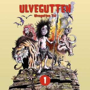 Ulvegutten (lydbok) av Tor Åge Bringsværd