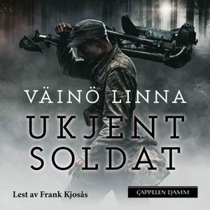 Ukjent soldat (lydbok) av Väinö Linna