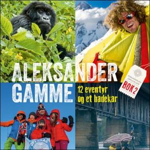 12 eventyr og et badekar (lydbok) av Aleksand