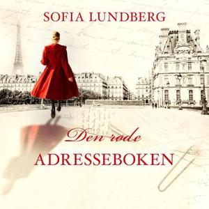 Den røde adresseboken (lydbok) av Sofia Lundb