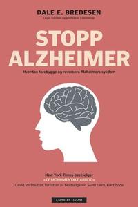 Stopp alzheimer (ebok) av Dale E. Bredesen