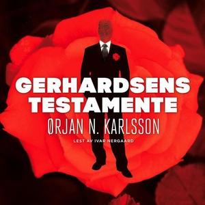 Gerhardsens testamente (lydbok) av Ørjan N. K