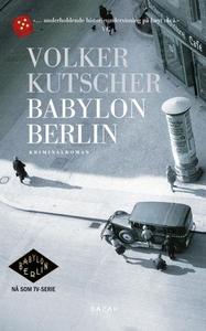 Babylon Berlin (ebok) av Volker Kutscher