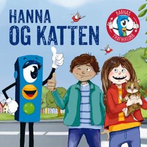 Hanna og katten (lydbok) av Carsten Flink