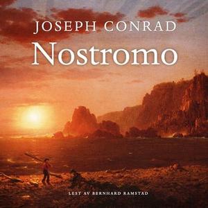 Nostromo (lydbok) av Joseph Conrad