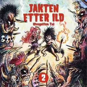 Jakten etter ild (lydbok) av Tor Åge Bringsvæ