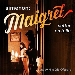 Maigret setter en felle (lydbok) av Georges S