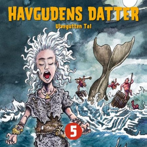 Havgudens datter (lydbok) av Tor Åge Bringsvæ