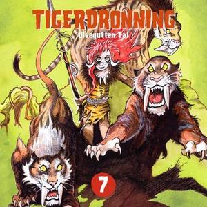 Tigerdronning (lydbok) av Tor Åge Bringsværd