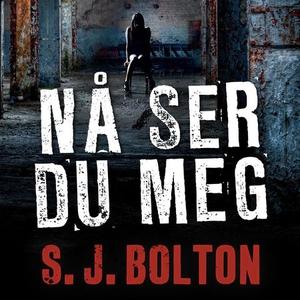 Nå ser du meg (lydbok) av S.J. Bolton