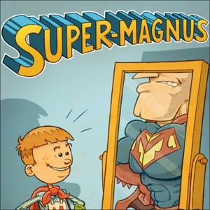 Super-Magnus (lydbok) av Jan Grue