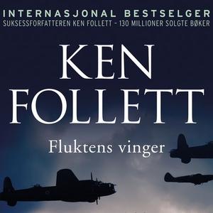 Fluktens vinger (lydbok) av Ken Follett