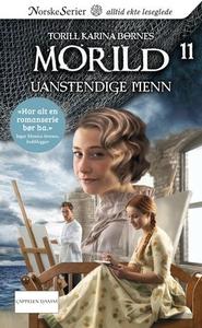 Uanstendige menn (ebok) av Torill Karina Børn