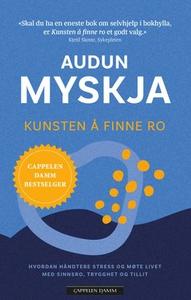 Kunsten å finne ro (ebok) av Audun Myskja