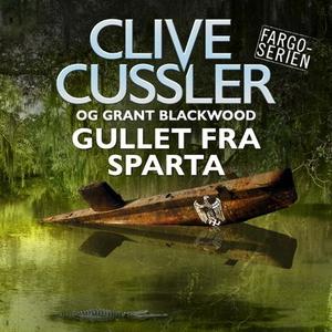 Gullet fra Sparta (lydbok) av Clive Cussler,