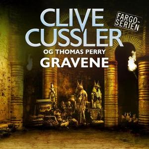 Gravene (lydbok) av Clive Cussler, Thomas Per