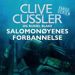 Salomonøyenes forbannelse (lydbok) av Clive C