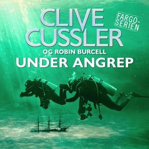 Under angrep (lydbok) av Clive Cussler