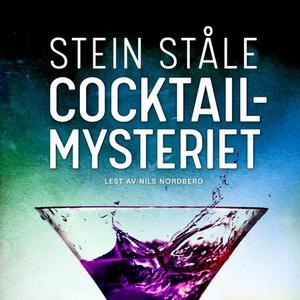Cocktailmysteriet (lydbok) av Stein Ståle
